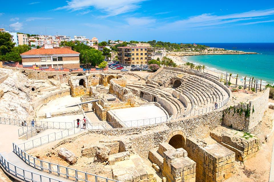 Hotel en familia Salou visitar Tarragona Romana