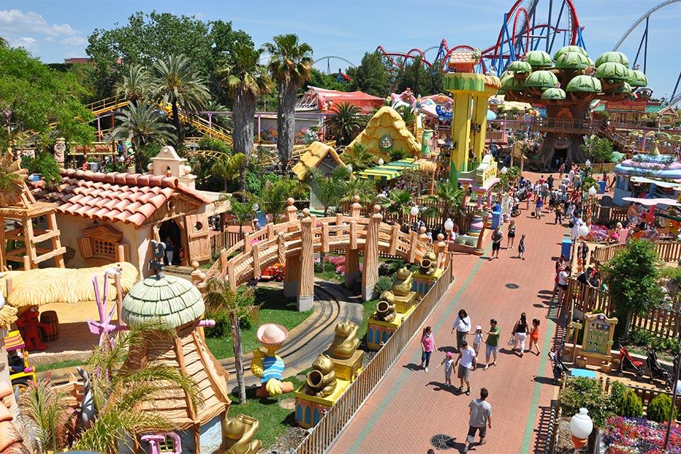 Hoteles para ir con niños a Port Aventura Salou
