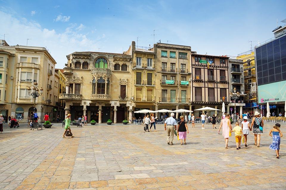 Hoteles con ninos Salou vistas Reus