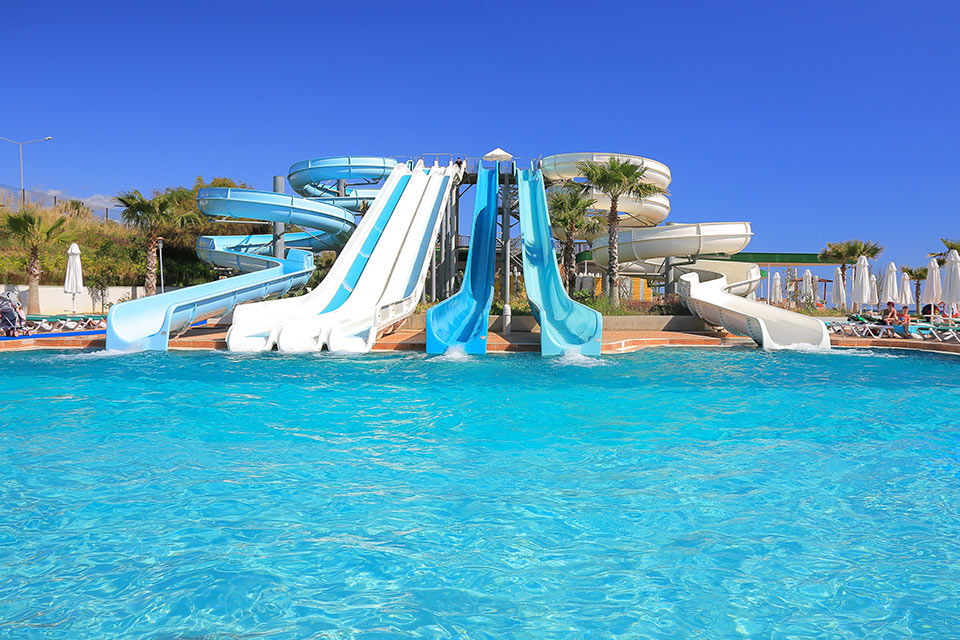 Hotels Salou con niños Parques Acuaticos