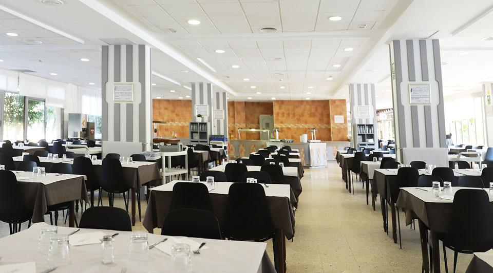 restaurante principal Hotel Jaime I