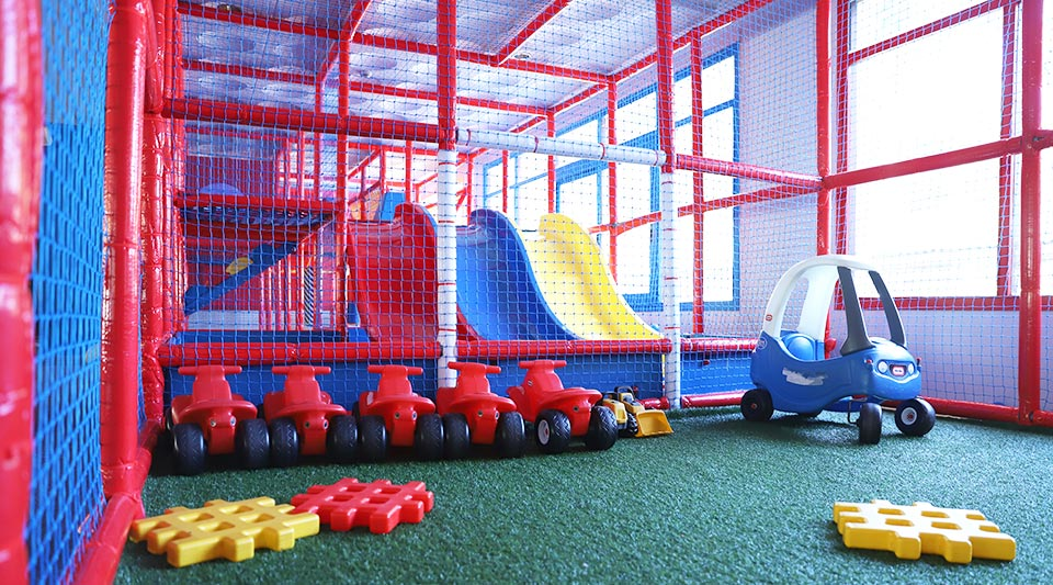 Hoteles Salou Familias Parque Infantil mini club niños