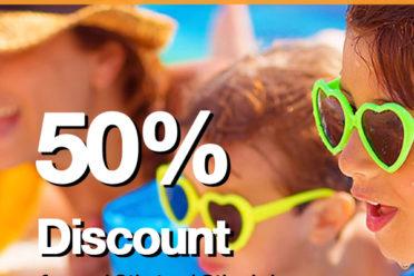 Splash Park Hotel Opening Promotion