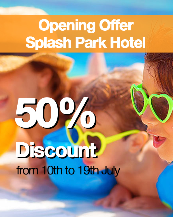 offer salou hotels with children