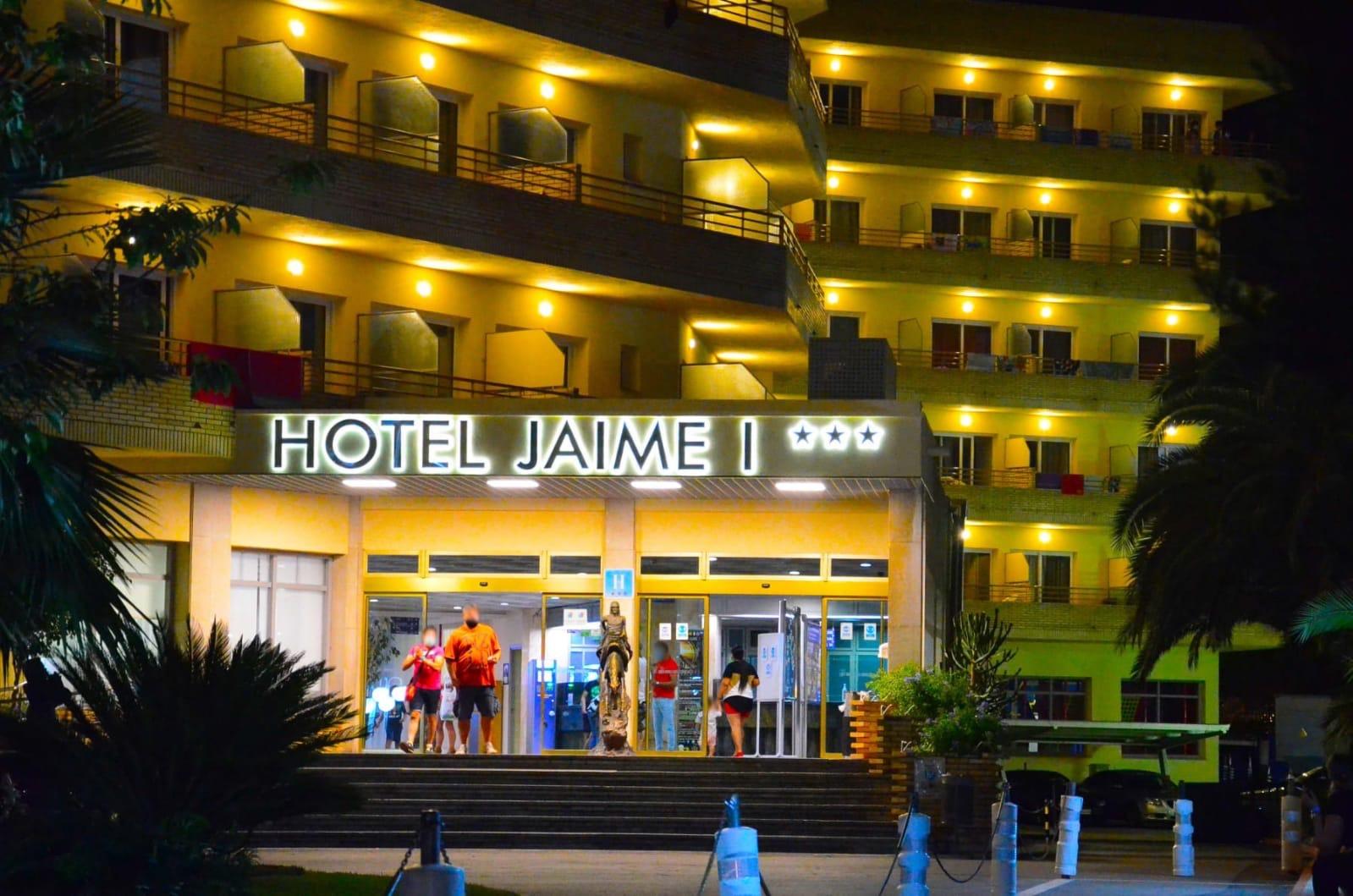 Hotel para niños en Salou