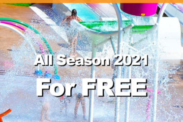 Splash Park Hotel Jaime I Salou for FREE in Summer 2021