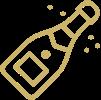 Botella de cava Gratis