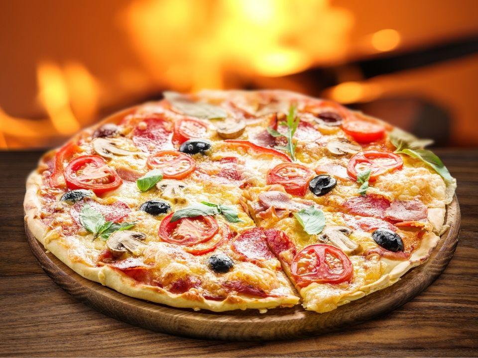 Hoteles en Salou con Restaurante Pizzeria